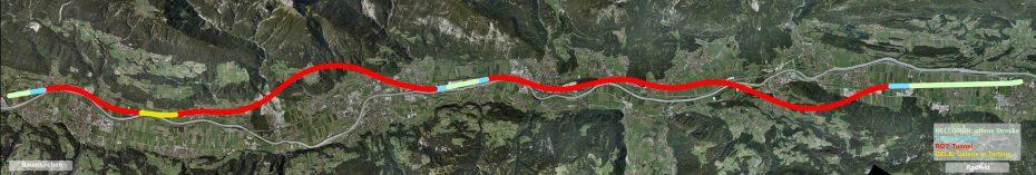 Neue Unterinntalbahn: Highspeed und höchste Sicherheit
