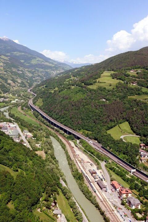 36,5 Mio. Euro für Zulaufstrecke Franzensfeste – Waidbruck