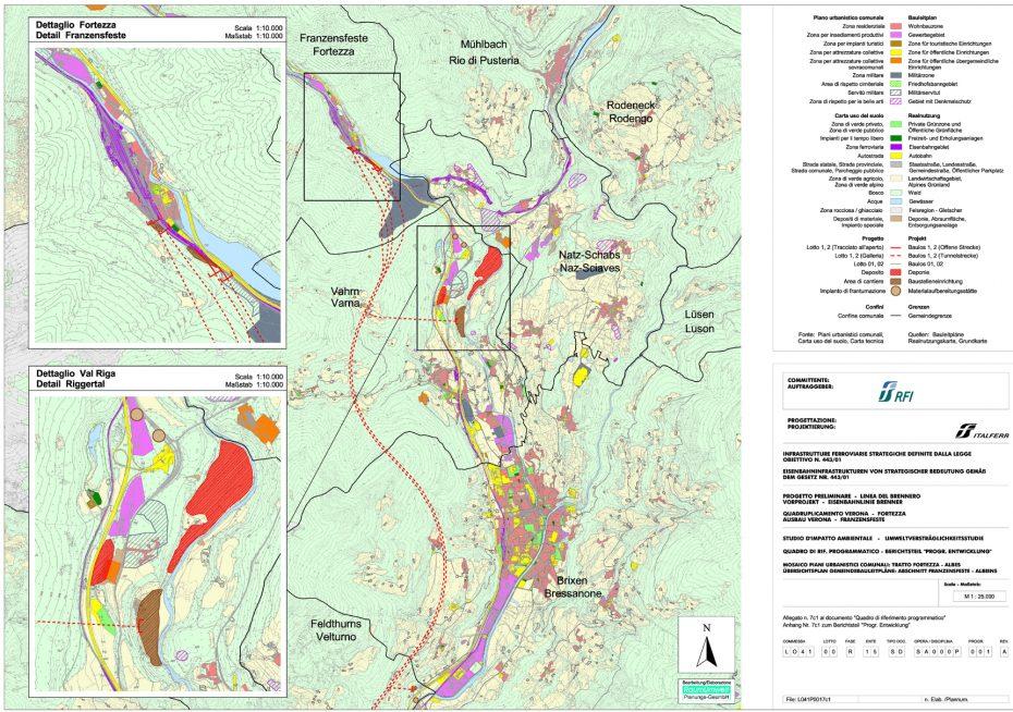 Brenner Basistunnel: 1,6 Milliarden/€ für Zulaufstrecke genehmigt