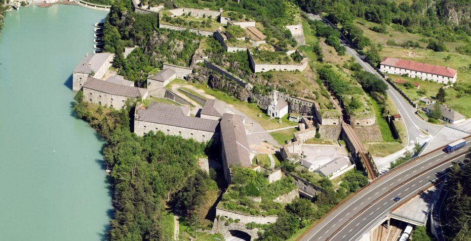 Festung Franzensfeste: BBT-Beobachtungsstelle übernimmt Führung