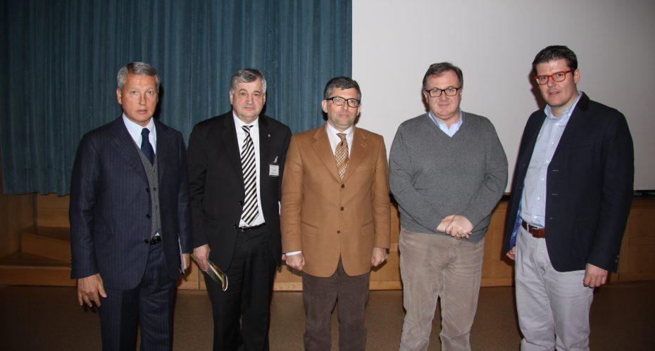 BBT-Baustelle: LR Mussner empfängt hochrangige Trentiner Delegation