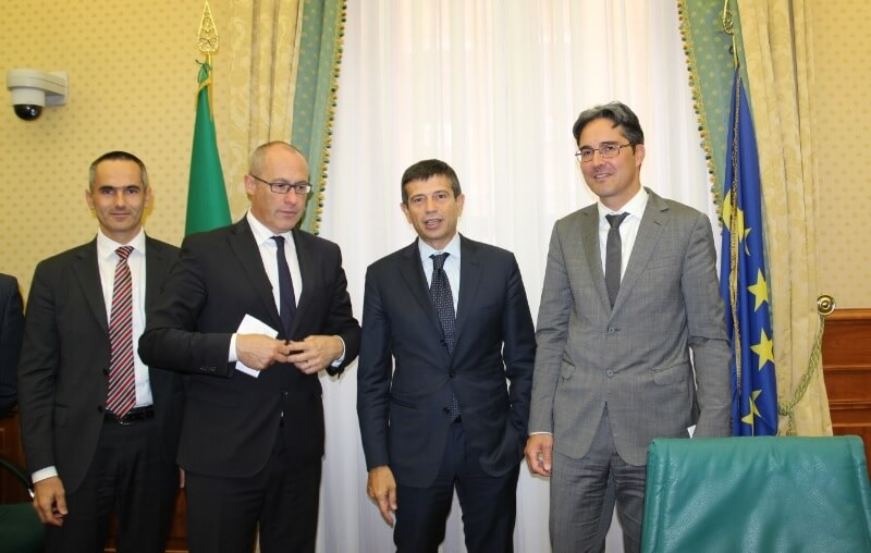 """Kompatscher, Rossi e Lupi su A22: soluzione rinnovo nello """"Sblocca Italia"""""""