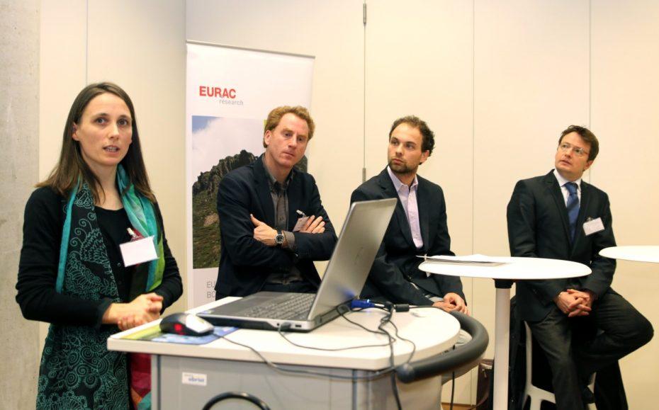 EURAC-Studie zum Brenner Basistunnel vorgestellt: CO2-Emissionen im Zusammenhang mit dem BBT erhoben