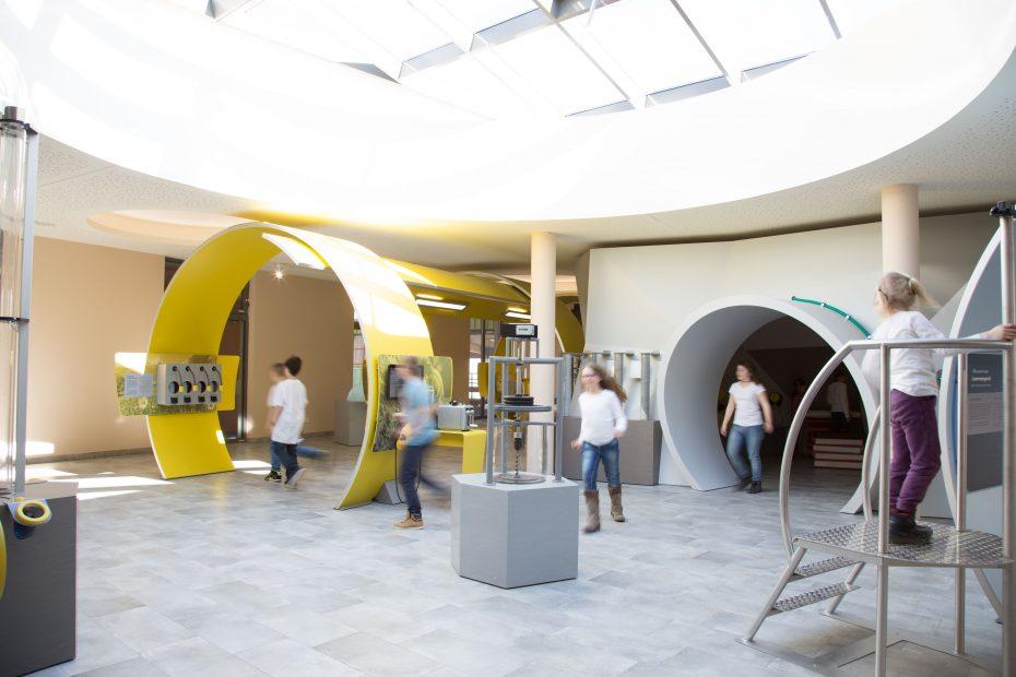 Feierliche Eröffnung der BBT Tunnelwelten in Nordtirol