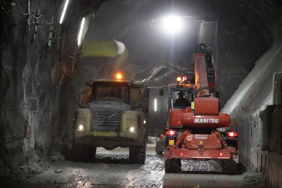 Große Schritte beim Brenner Basistunnel – in Mauls starten in kürze die Bauarbeiten am letzten Baulos in Südtirol