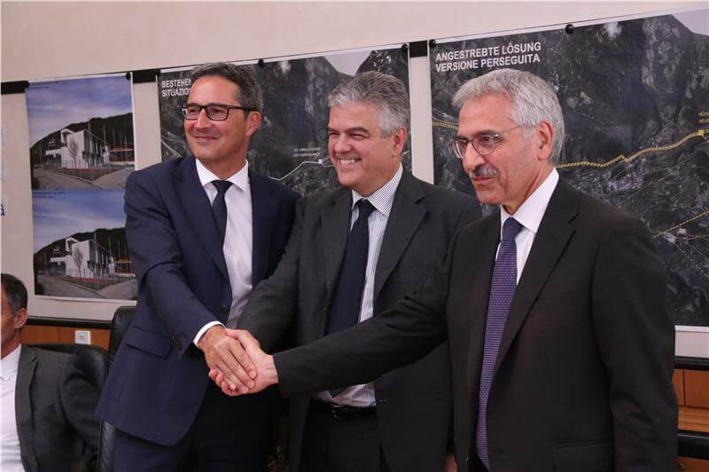 Energia: accordo con RFI e Terna, traguardo storico
